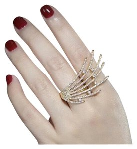 Other Women's Crystal Ring 18k