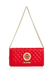 Love Moschino Moschino Sale Wristlet in Red