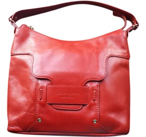 Kate Spade Front Flap Leather Shoulder Bag