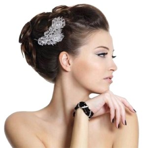 Other Peacock Tiara Fashion Wedding Comb