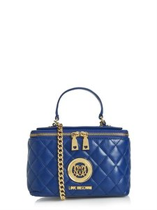 Love Moschino Moschino Blue Sale Baguette