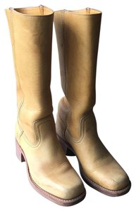 Frye Light tan Boots