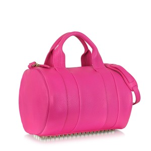 Alexander Wang Satchel in hot pink