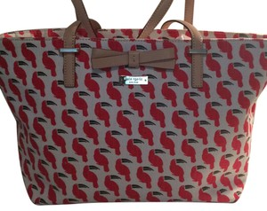 Kate Spade Tote in parrot