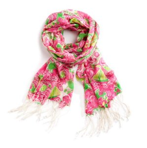 Lilly Pulitzer MARYLAND! Murfee Scarf States (#50170)