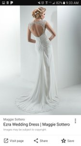 Maggie Sottero Ezra 4mt939 Wedding Dress