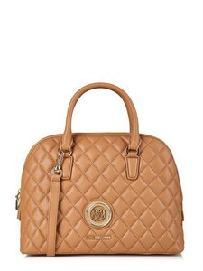 Love Moschino Moschino Sale Satchel in Camel