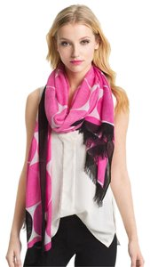 Kate Spade Kate Spade NEW YORK Pink Deborah Dot Scarf Super Cute NWT SOLD OUT!