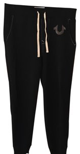 True Religion Relaxed Pants Black