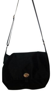 Anne Klein Vintage Black Diaper Bag