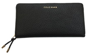Cole Haan Adeline Leather Zip Around Wallet