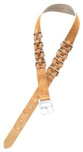 Rag & Bone tan belt
