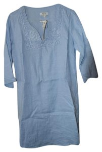Malvin Linen Raw Clothing Tunic