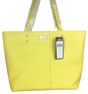 BCBG Paris Tote in yellow