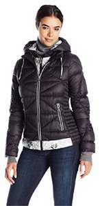 Betsey Johnson Puffer Athleisure Warm Coat