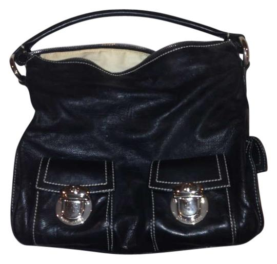 Preload https://item1.tradesy.com/images/marc-jacobs-black-sequin-leather-hobo-bag-205285-0-0.jpg?width=440&height=440