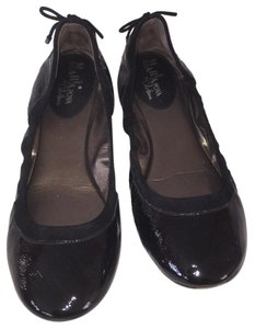Cole Haan Air Nike Air Maria Sharapova Ballet Comfortable Black patent Sandals