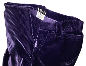 Dolce&Gabbana Straight Pants purple