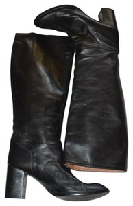 Vera Gomma Boot Size 39 Leather black Boots