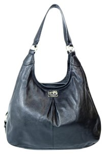 Coach Leather Madison Shoulder Bag