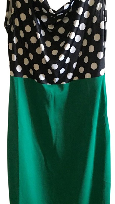 Preload https://img-static.tradesy.com/item/20528889/green-mid-length-night-out-dress-size-8-m-0-1-650-650.jpg
