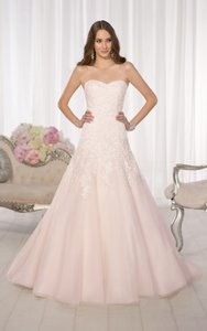 Essense Of Australia Essense Of Australia Sweetheart Strapless Gown Wedding Dress
