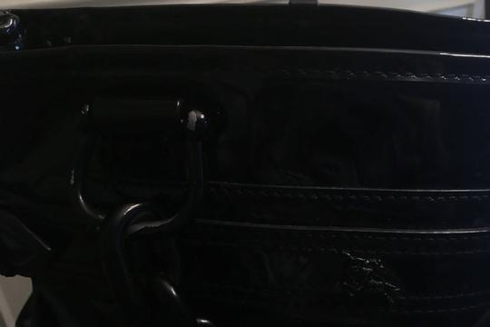 Burberry Satchel in Black Image 5