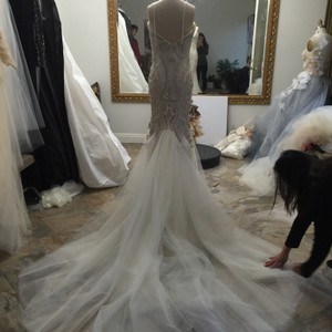 Vhc341 Victor Couture Wedding Dress