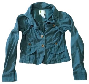 Urban Outfitters teal Jacket