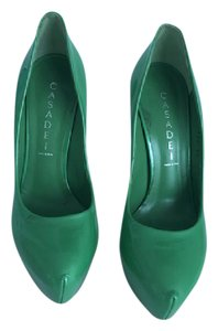 Casadei Green Platforms