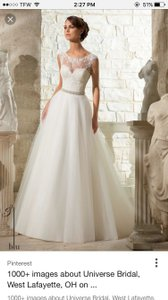Mori Lee 0365409315-3wp Wedding Dress