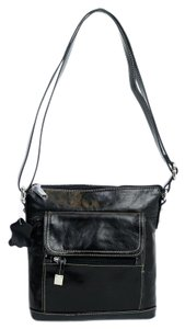Giani Bernini Leather Gb Cross Body Bag