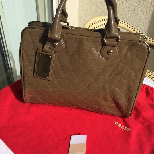 Bally Satchel in taupe Image 10