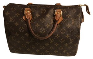Louis Vuitton Speedy Speedy 30 Alma Nevefull Crossbody Satchel
