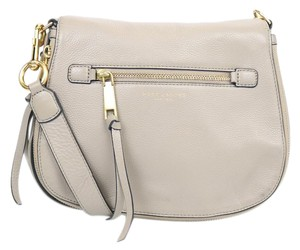 Marc Jacobs Leather Nomad Cross Body Bag