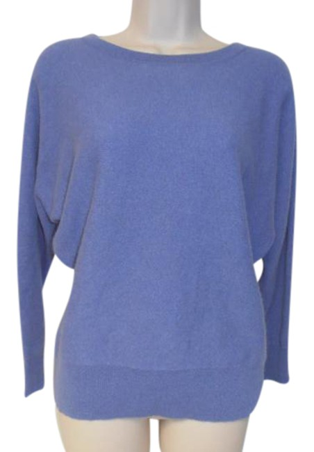 Item - Woman's Ply Cashmere By Size M Lavender Sweater