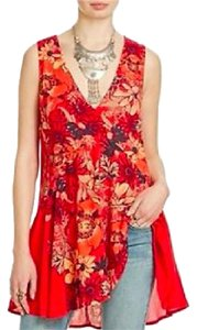 Free People Back Yard Party Tunic