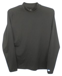 Champion Black Mock Neck Ski Top