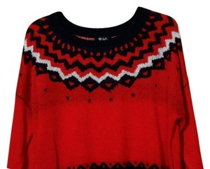 DEB Xl Size Xl Nordic Cropped Sweater