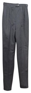 Harvé Benard Trouser Pants Charcoal Grey