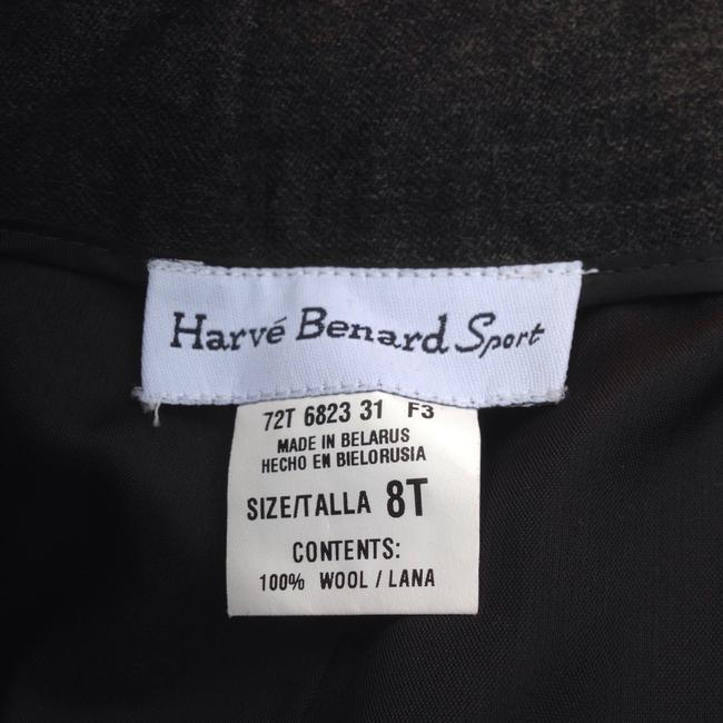 Harvé Benard Trouser Pants Charcoal Grey Image 5