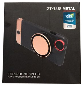 Ztylus iphone 6 plus smartphone camera lens Rose Gold Limited Edition