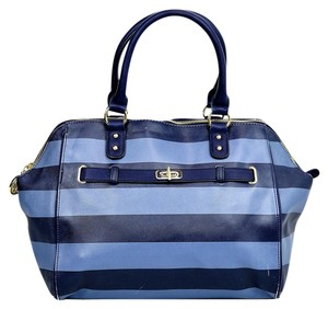 Tommy Hilfiger Satchel in Blue