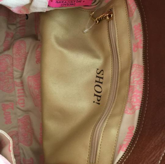 Juicy Couture Tote in Brown Image 6