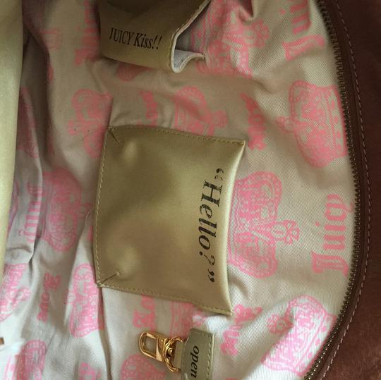 Juicy Couture Tote in Brown Image 8