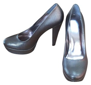 Calvin Klein Grey Pumps