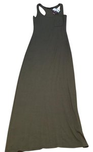 olive Maxi Dress by Soprano