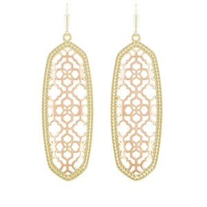 Kendra Scott Kendra Scott Brenden Earrings in Rose Gold
