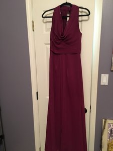 David's Bridal Sangria F18073 Sangria Dress