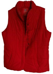 Faded Glory Casual Misses Plus-size Vest